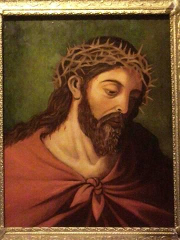 Tableau réalisé par Mihail de Jesus-Christ.
