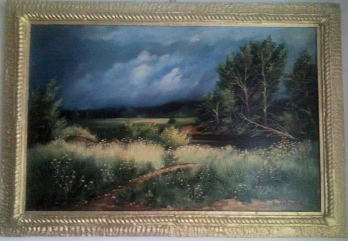 Peinture � l'huile par : Mihail